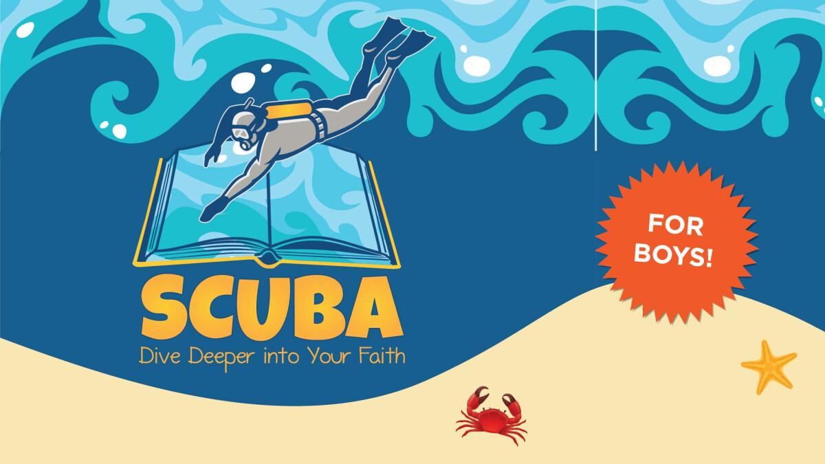 SCUBA (Boys Bible Study)