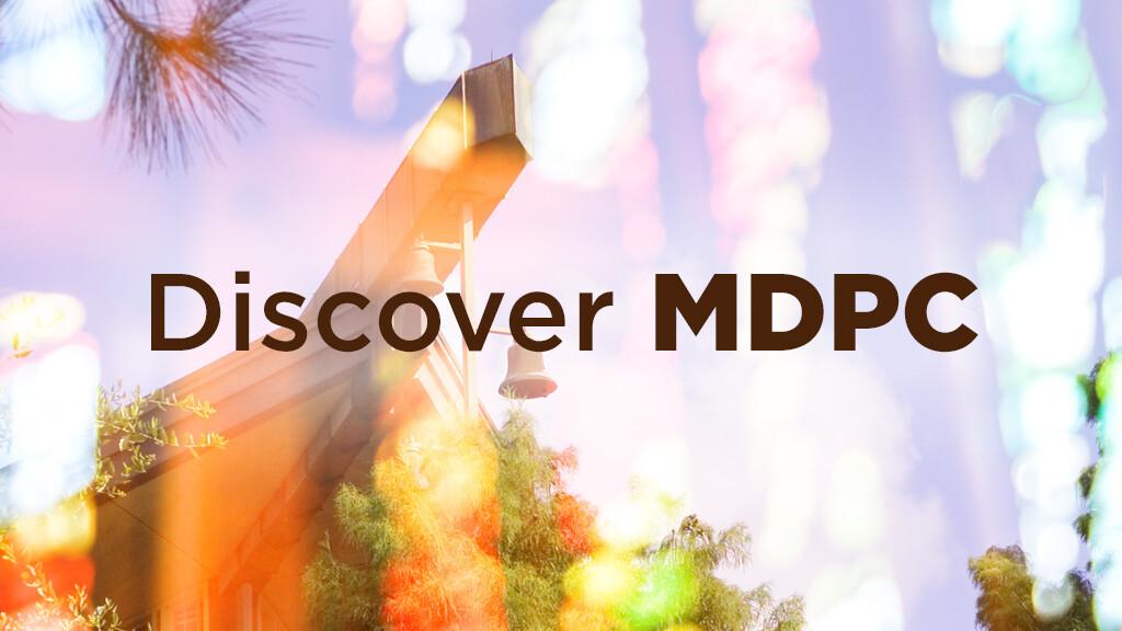 Discover MDPC