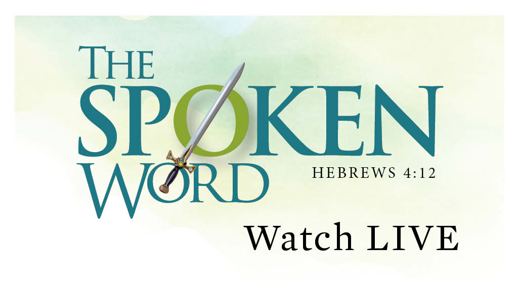 The Spoken Word Live Stream