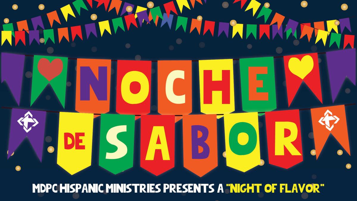 Noche de Sabor (Night of Flavor)
