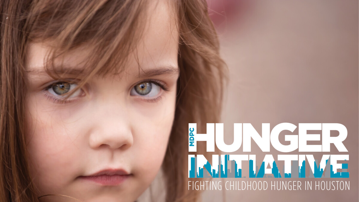 Hunger Initiative Formula Drive