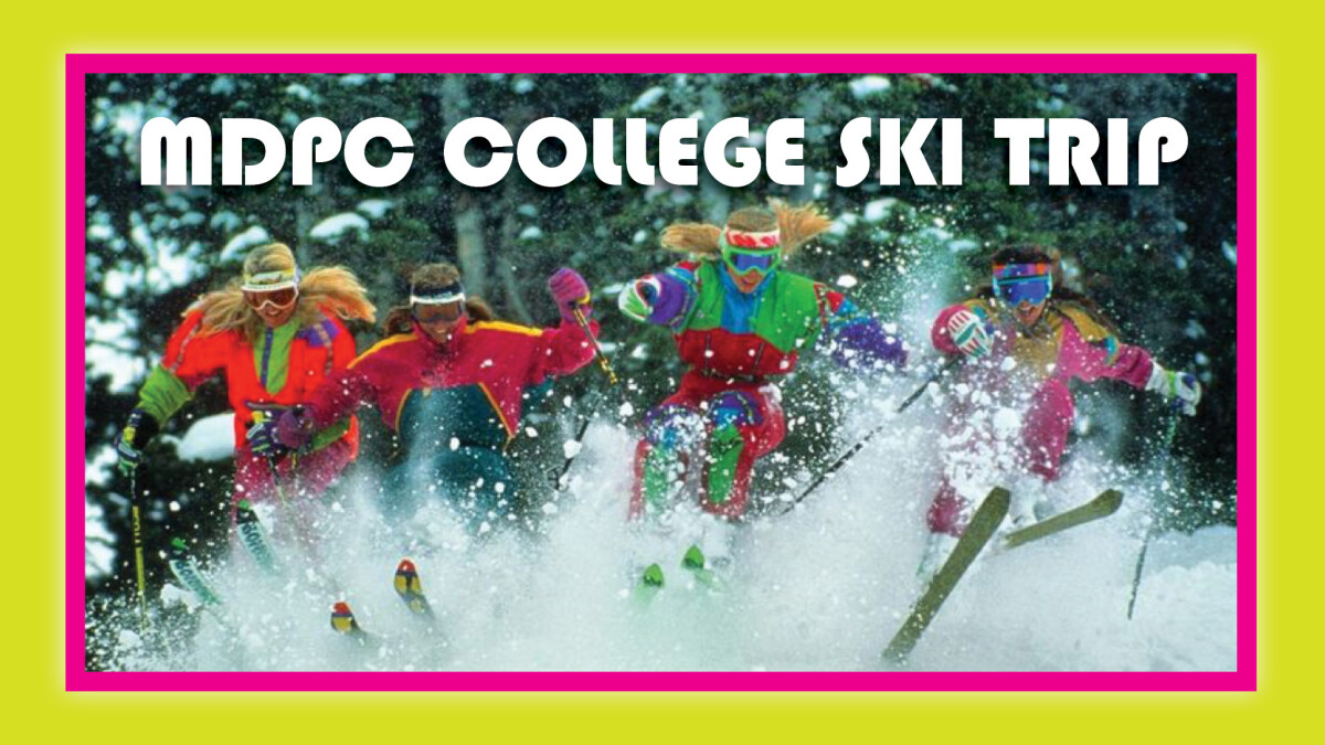 College Ski Trip 2K19