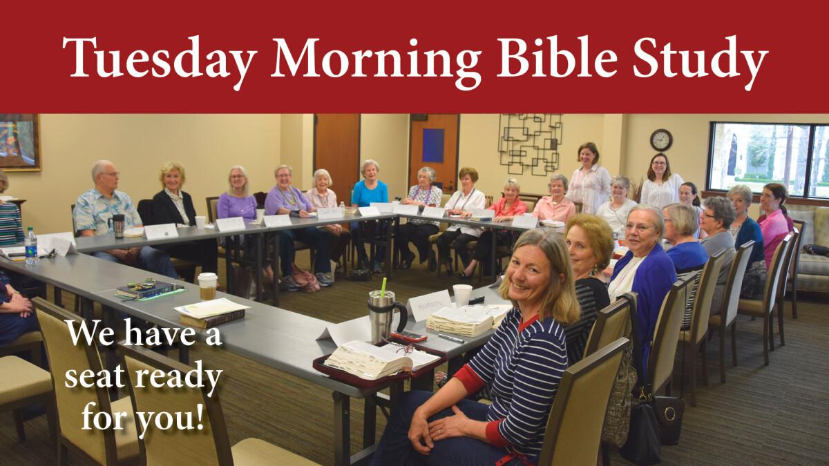Martha & Rachel's Bible Study