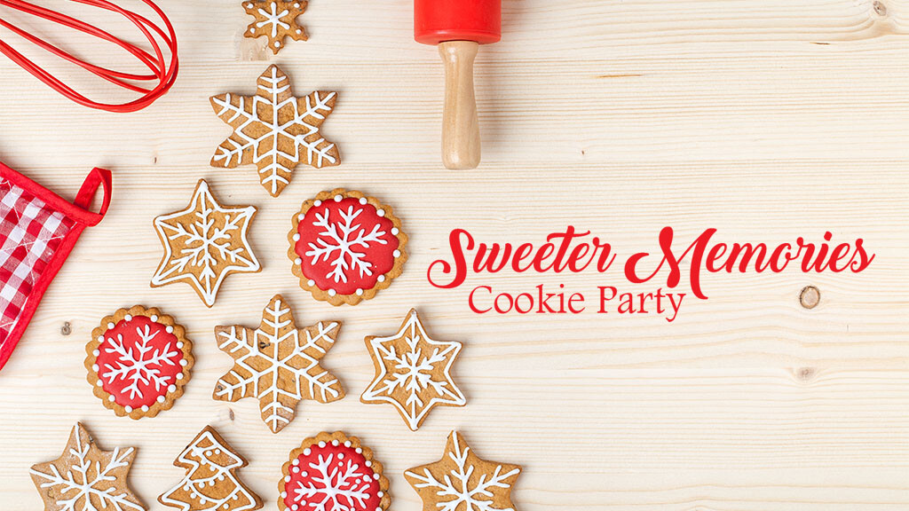 Sweeter Memories Cookie Party