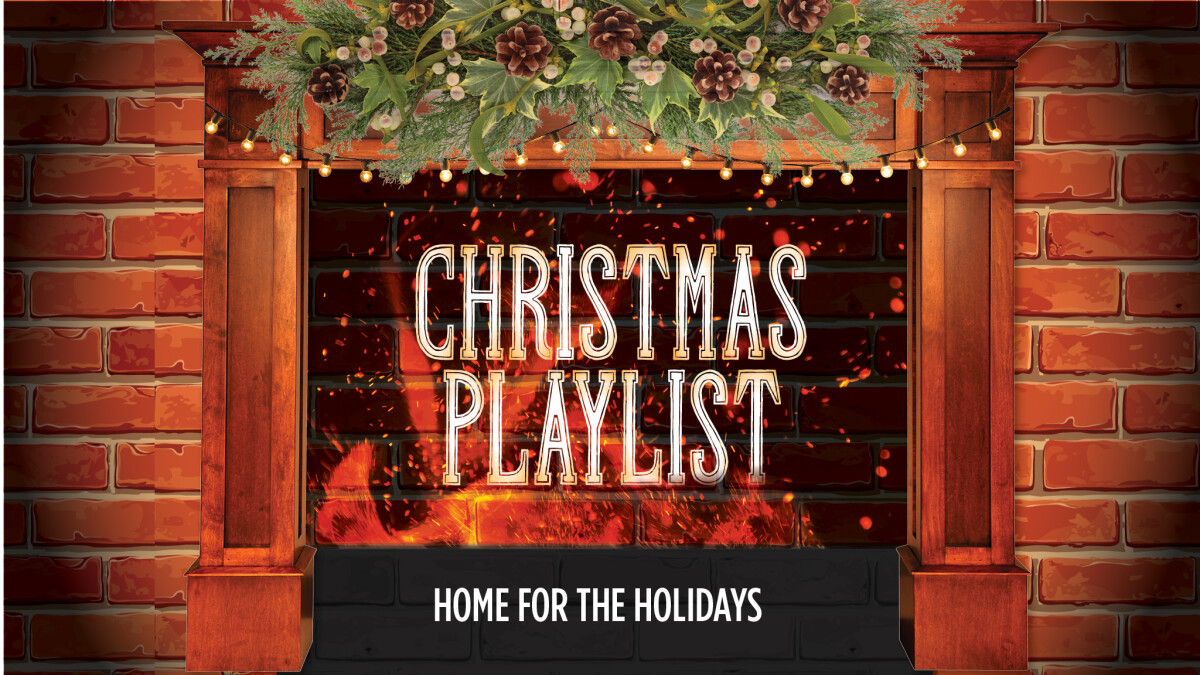 Advent Sermon Series: My Christmas Playlist