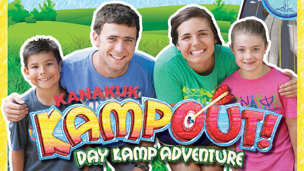 Kampout! Kanakuk Day Kamp