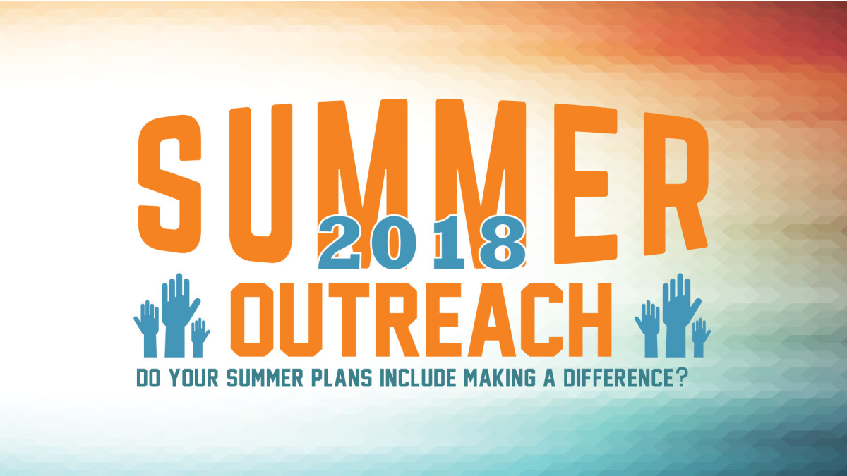Summer Outreach