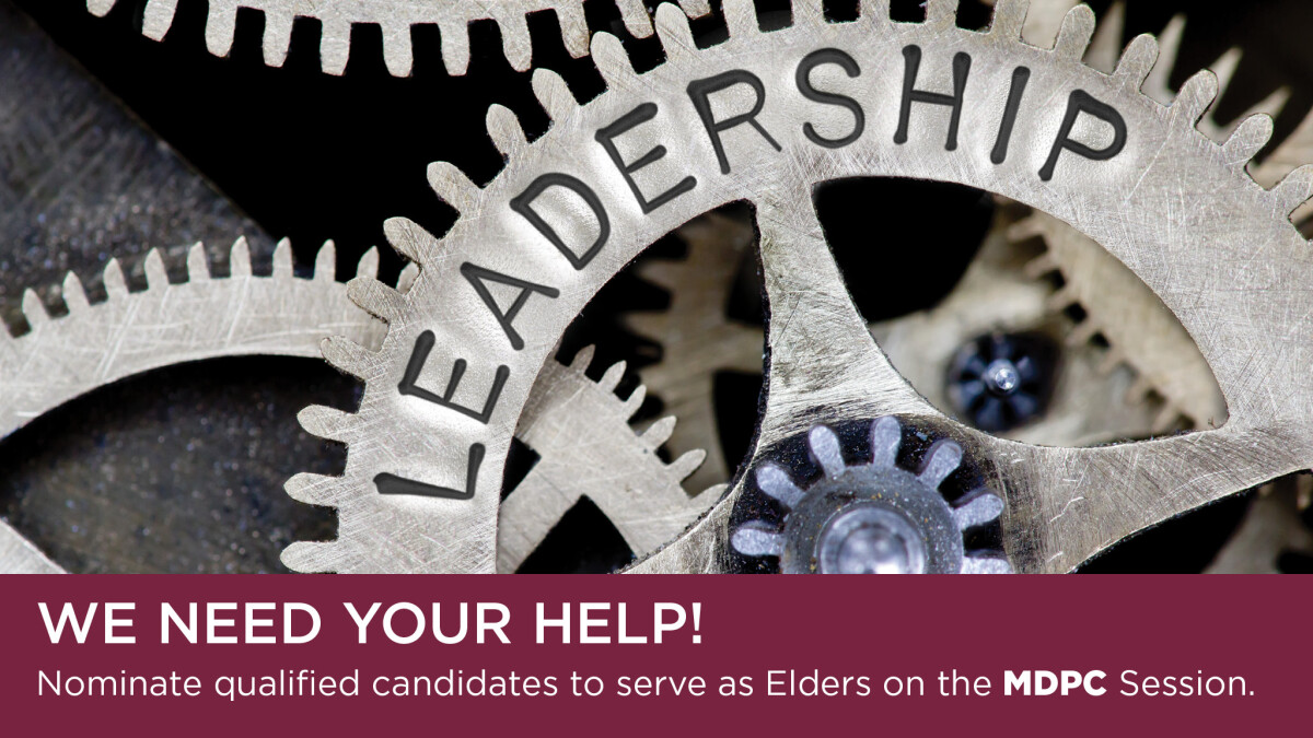 Elder Nominations