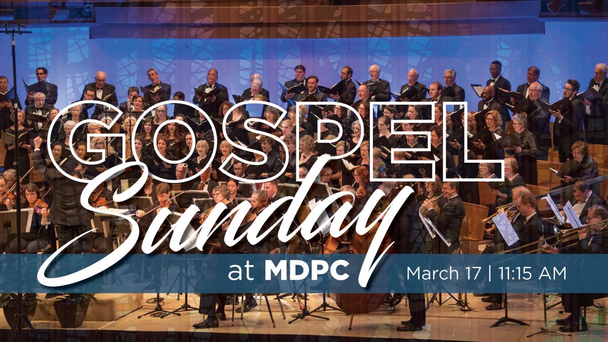 All Gospel Sunday