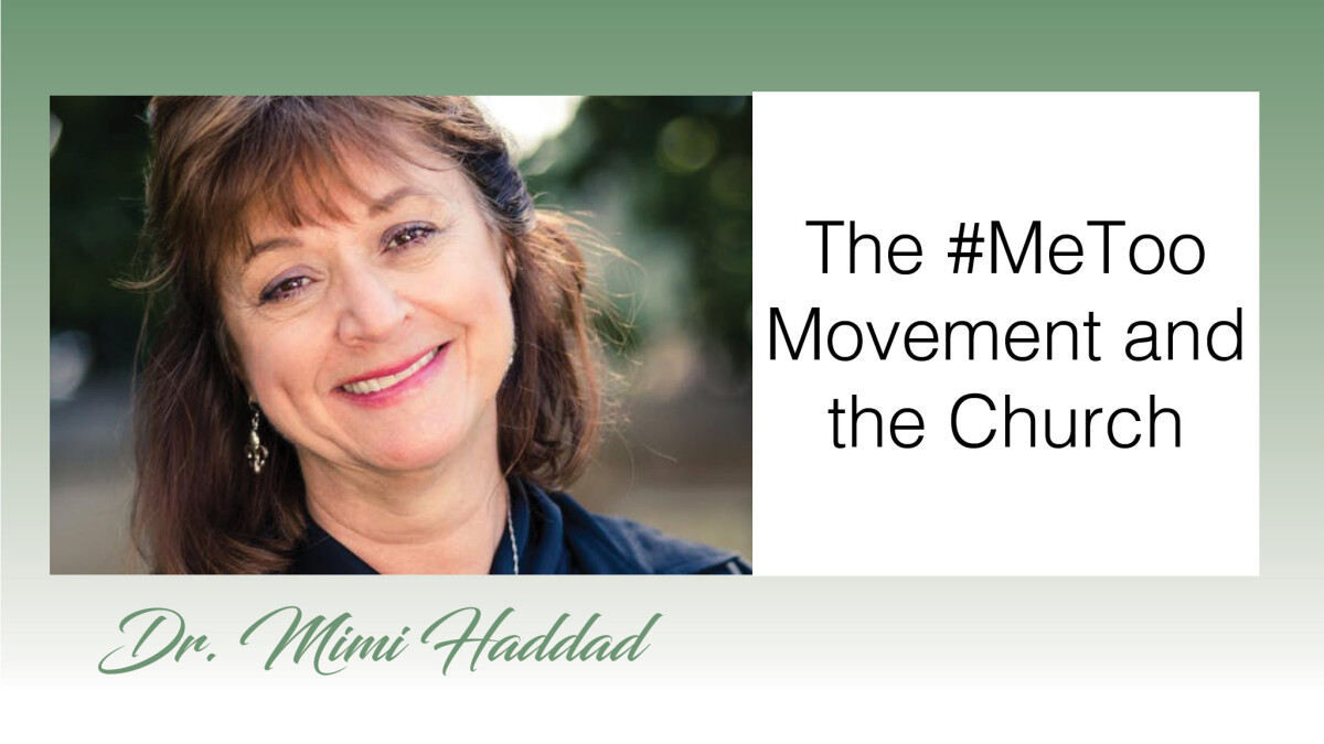 The #Me Too Movement and the Church