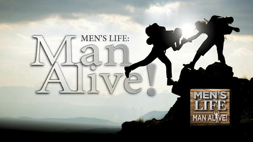 Men's Life 2019: Man Alive!