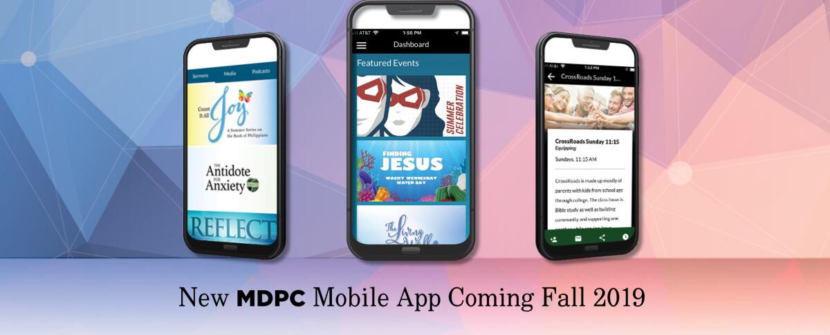 MDPC App