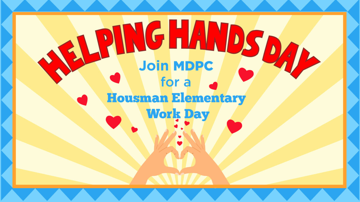 Helping Hands at Housman Elementary