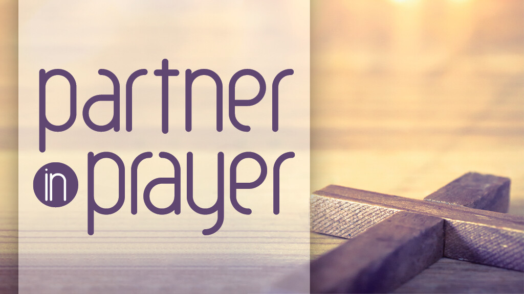 2020 Partner in Prayer Sign-Up