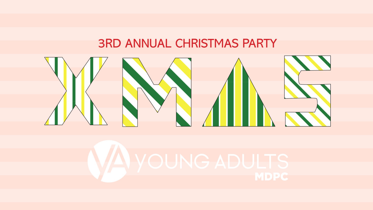 Young Adult Christmas Party