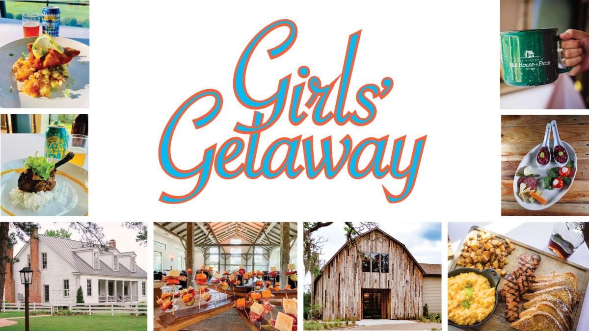 Girls' Getaway Postponed to 2021