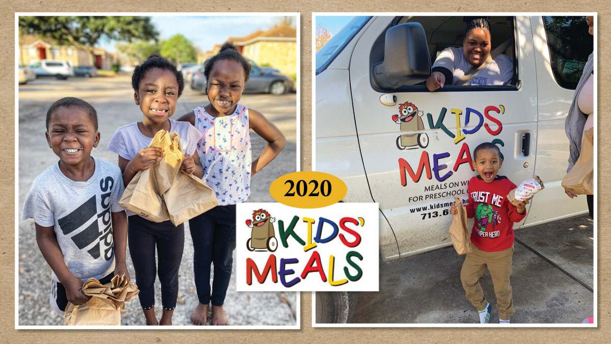 Kids' Meals Service Project