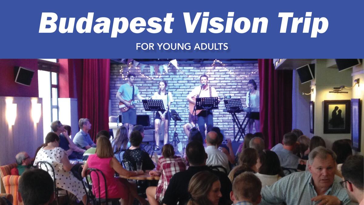 Budapest Vision Trip