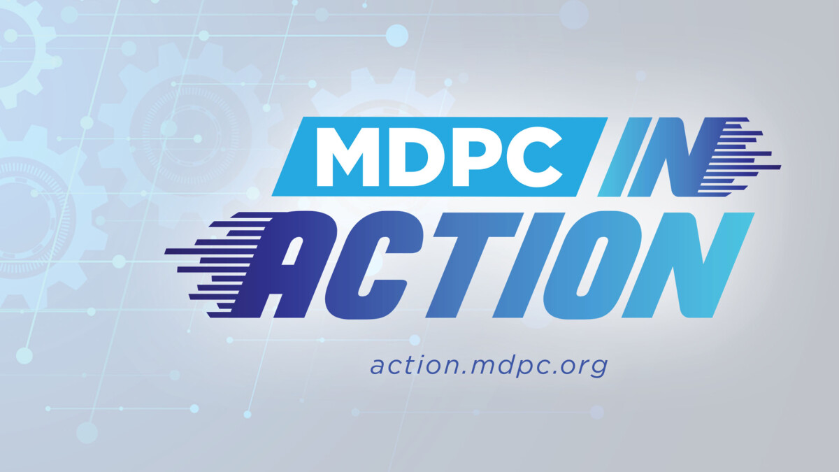 MDPC In Action