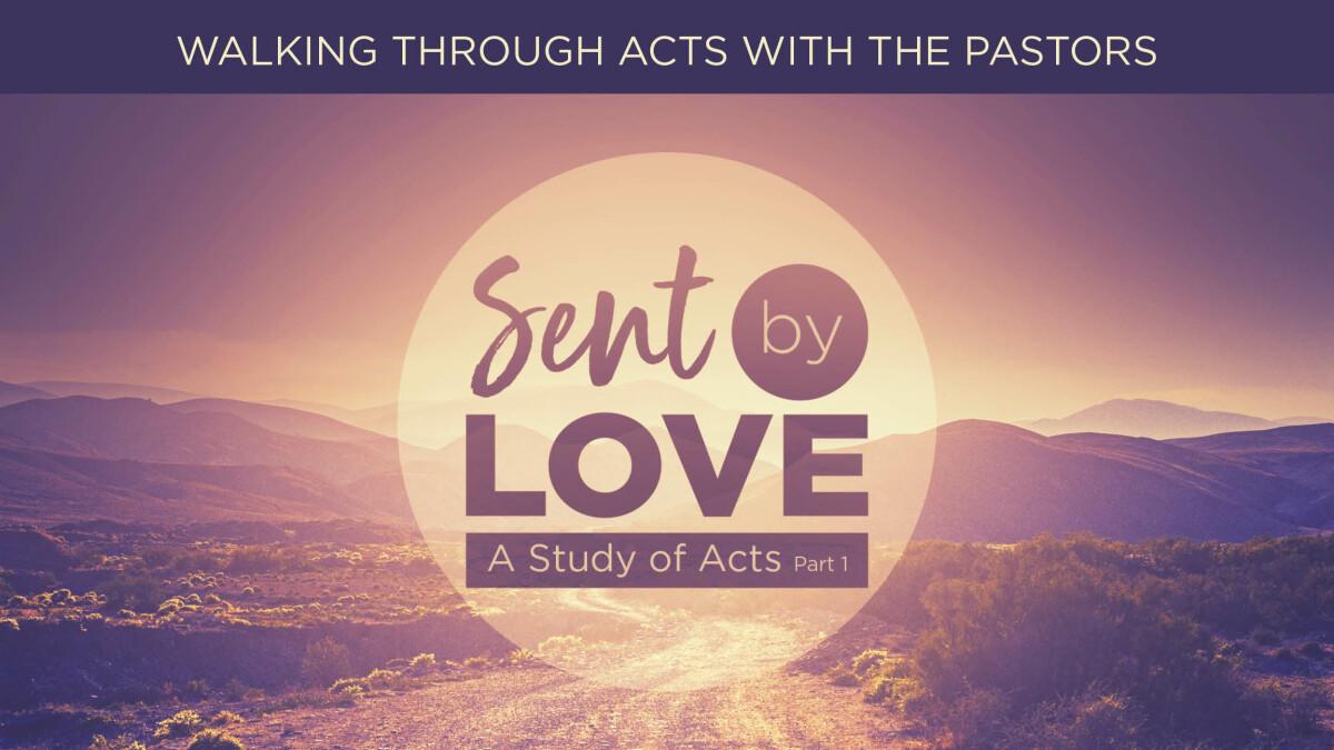 ACTS: Pastors Class