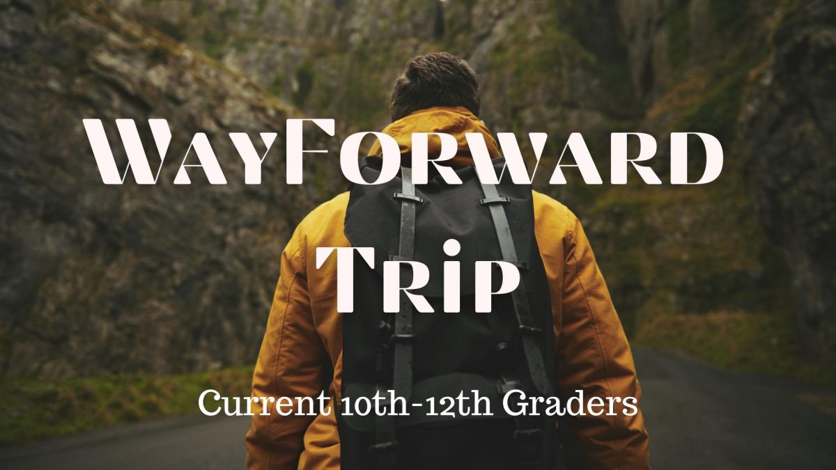 Youth WayForward Trip