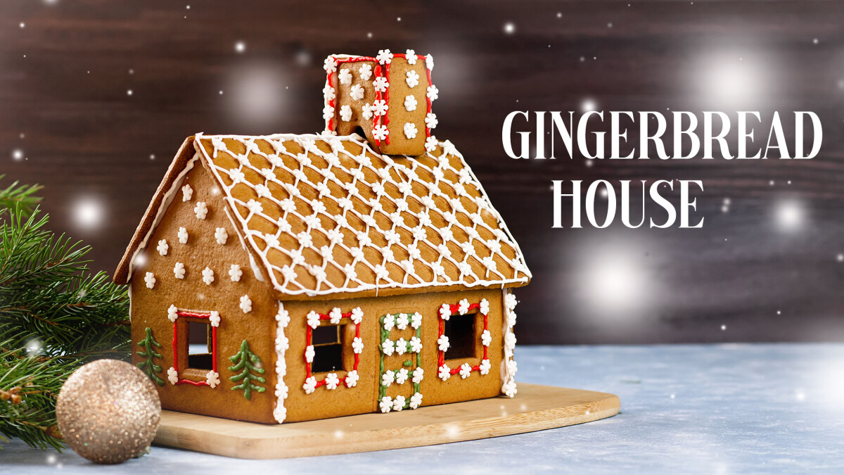 Gingerbread House (Reservations Required)