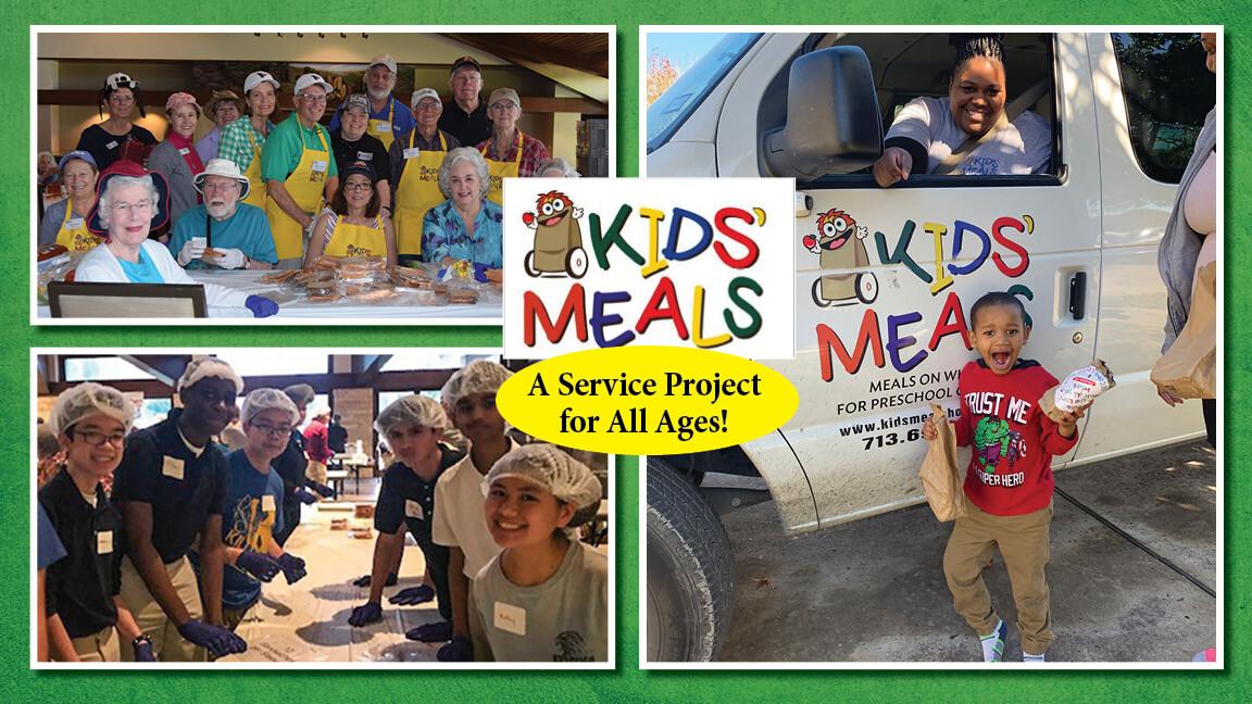 Kids' Meals Service Project