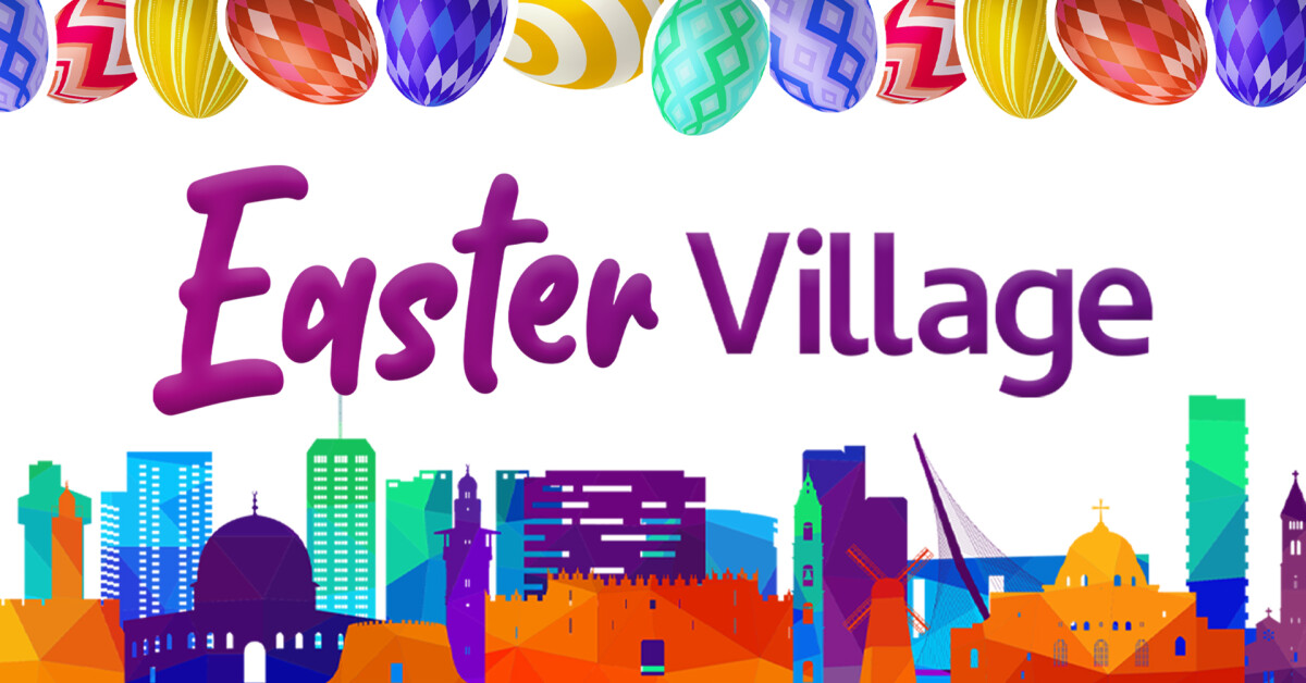 Easter Village (Journey to the Cross)