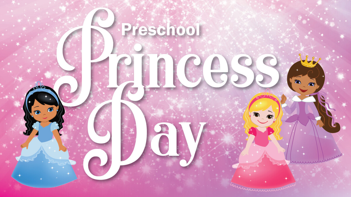 Preschool Princess Day