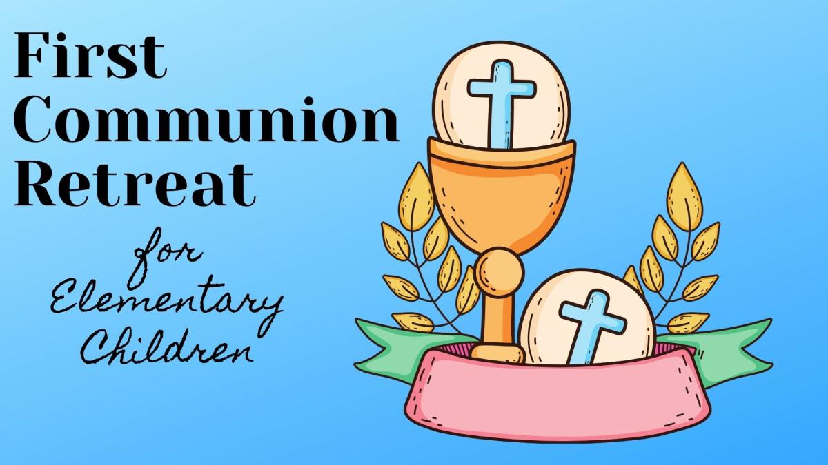 First Communion Retreat Brunch